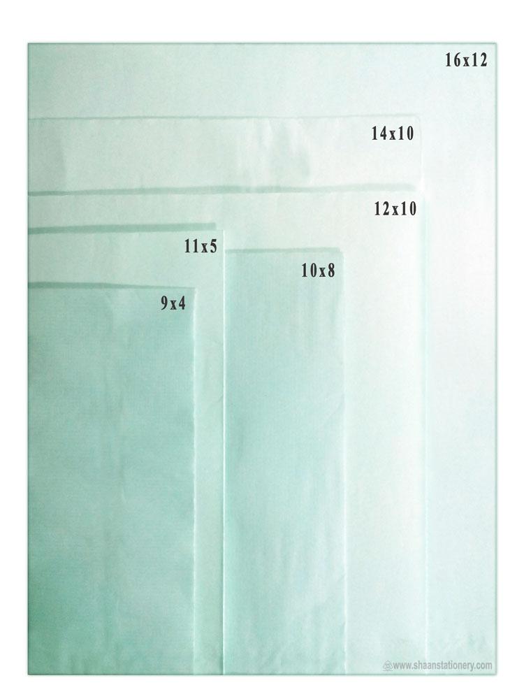 buy generic green clothline envelope 16 x12 online