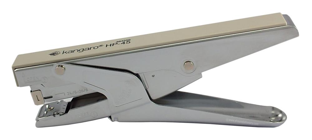 Buy Kangaro Stapler Hp 45 Online Shaanstationery Com